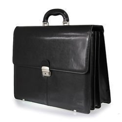 "Black Briefcase ""Bard"""