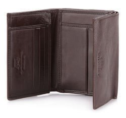 Small Italian Style Leather Wallet for Ladies