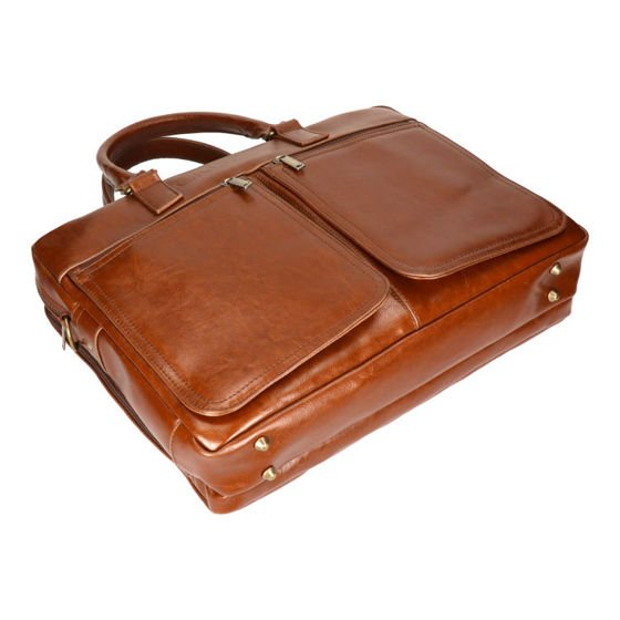 "Double Chamber Laptop Bag ""Crispera"" MTL 1901"