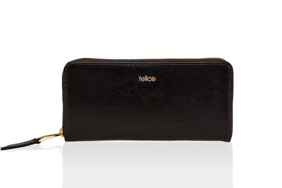 Felice Ladies Leather Wallet P02