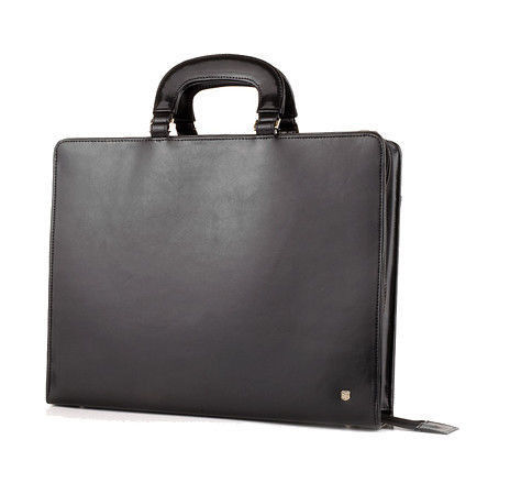 Leather Briefcase B-805DF