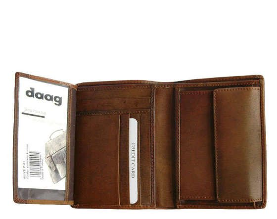 Medium Vintage Leather Wallet