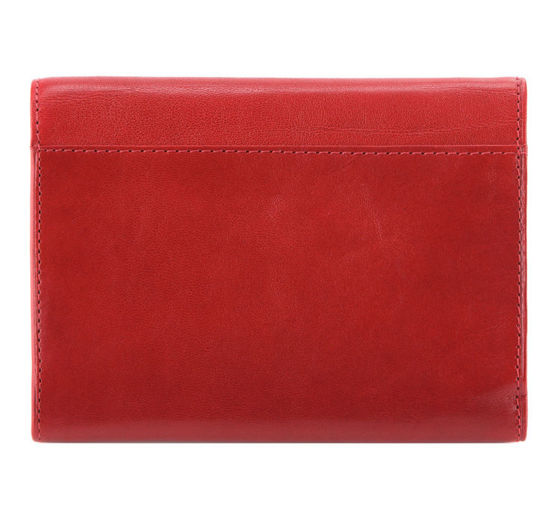 Red Leather Small Arizona Purse