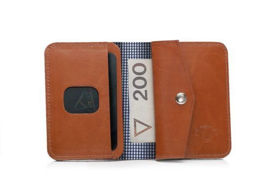 Slim Wallet Solier SW16A