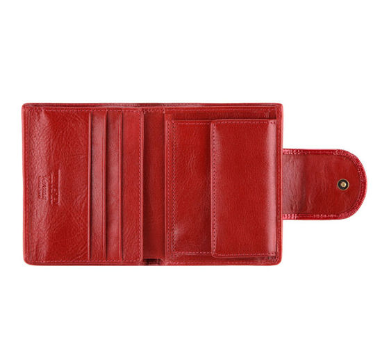 Small Leather Verona Purse